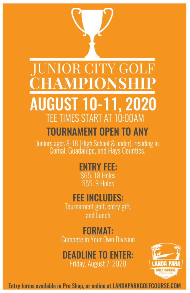 Junior City Golf